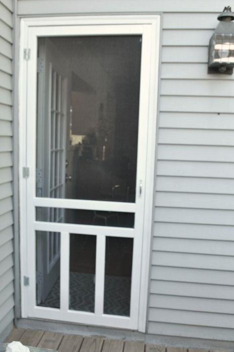 370 Best Screen Doors Images On Pinterest Front Doors Entrance
