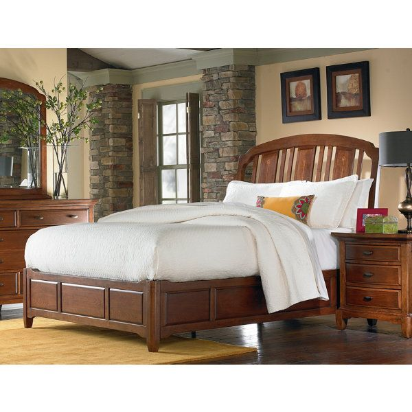 The Mission Revival King Bed Will Uplift Your Master Bedroom Decor! Perfect  For Some R