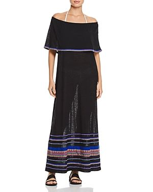 PITUSA PERUVIAN MAXI DRESS SWIM COVER-UP. #pitusa #cloth #
