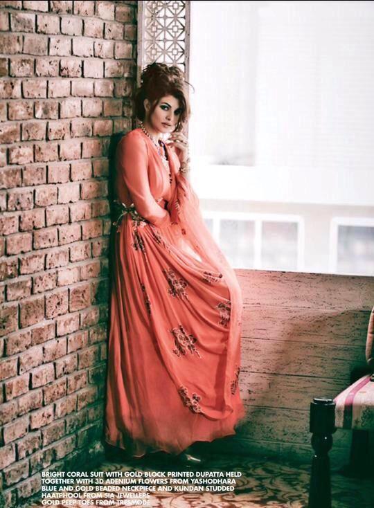 Jacqueline Fernandez photoshoot pictures  in CineBlitz September 2015 issues ❤️ .