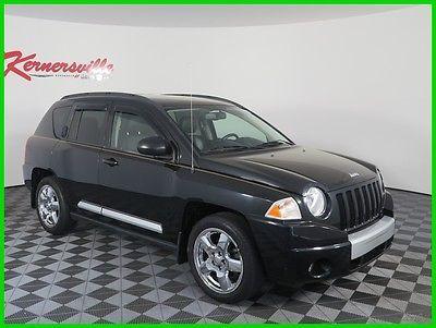 eBay: 2010 Jeep Compass Limited 4x4 SUV 81328 Miles 2010 Jeep Compass Limited 4WD SUV Heated Leathe #jeep #jeeplife