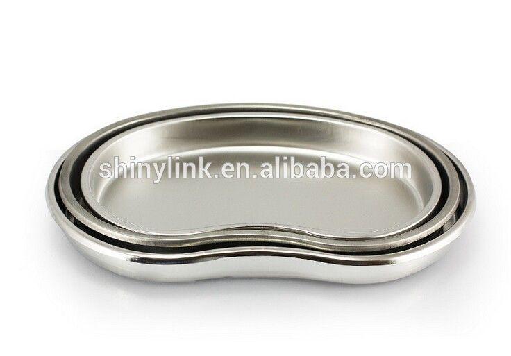 Stainless steel kidney dish
