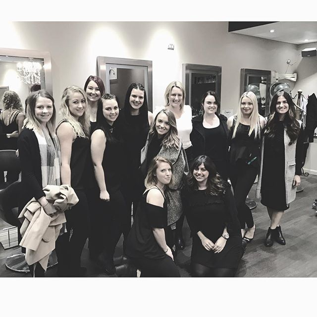 • t r a i n i n g  t u e s d a y s • .  .  .  Had a great night with Bec from @kerastase_official learning how to use our new Hair and Scalp Profiler. So excited to start using it the salon :) .  .  .  .  .  #hair #squad  #hairstyles #training #kerastase #scalp #scalpanalysis #haircut #longhairdontcare #fashion #instafashion #squad #style #hairoftheday #hairideas
