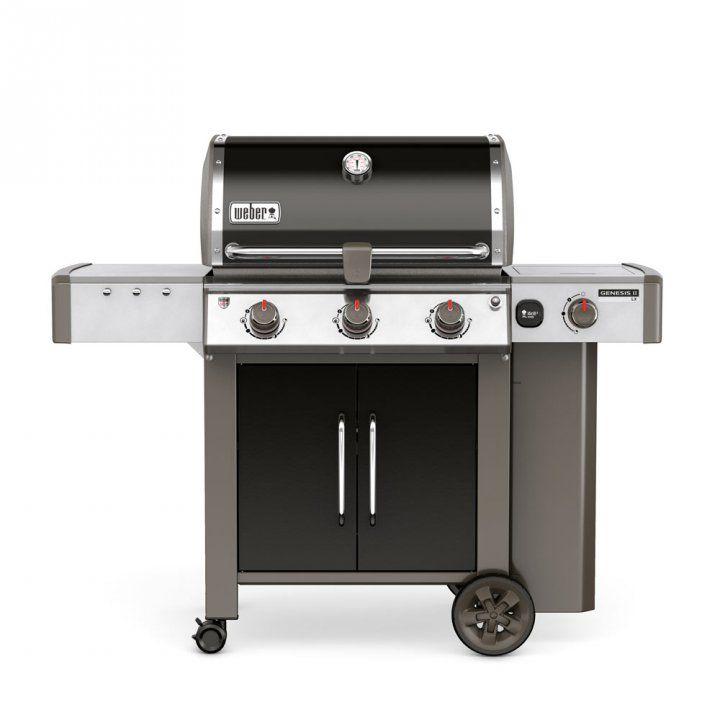 Weber Gasgrill Genesis ® II LX E-340™ GBS™, Black + Weststyle Edition