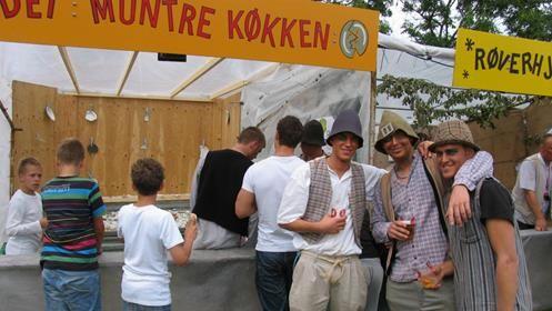 Røverfest i Vissenbjerg torsdag
