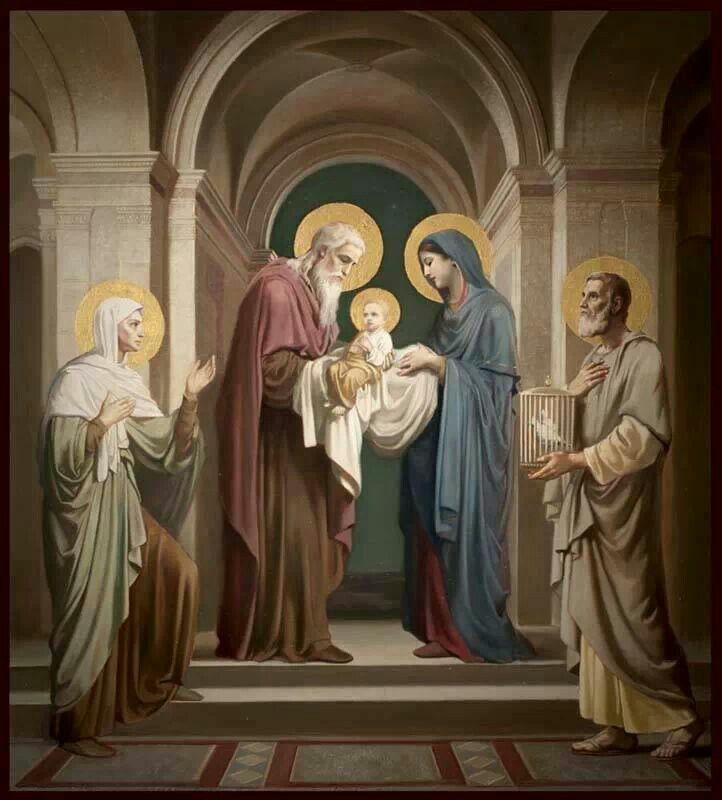 NS Buscar, a galeria dos santos