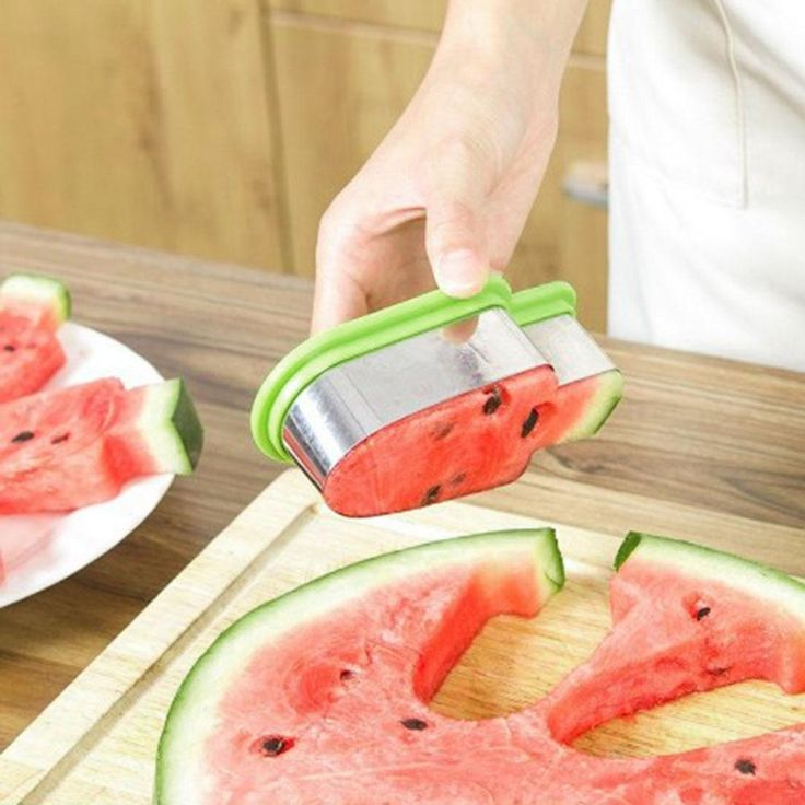 Watermelon/melon Cutters/Slicer; Ice Cream Shaper;