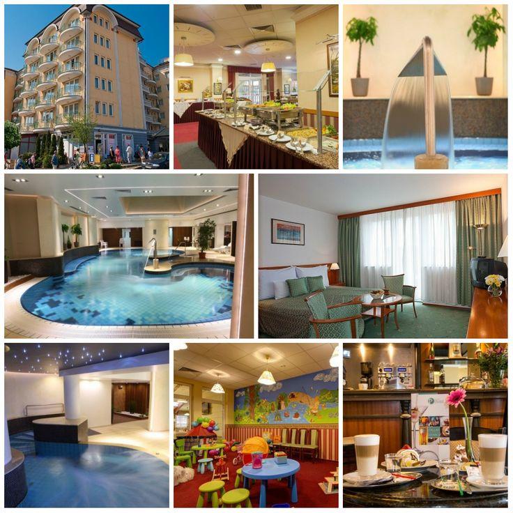 Palace Hotel Hévíz  -  Kedvezményes ajánlat  9.975 Ft/fő/éjtől!