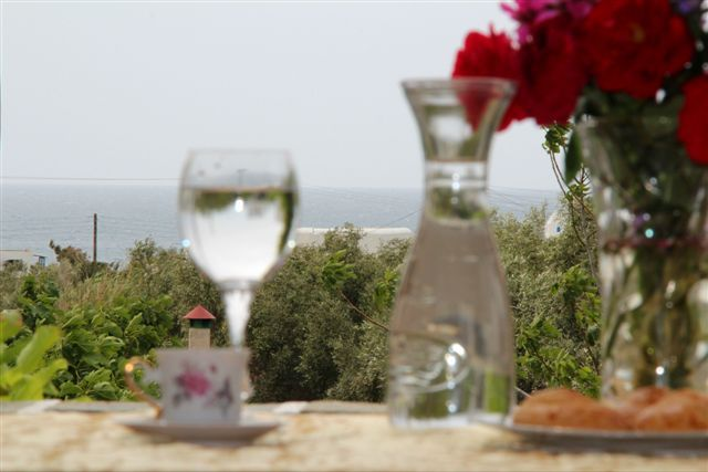 Dimitra Studios Sea View