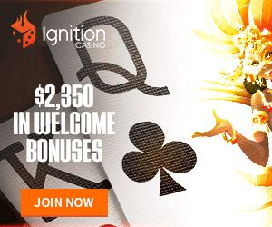 Online Roulette Free Credit at  Ignition Casino