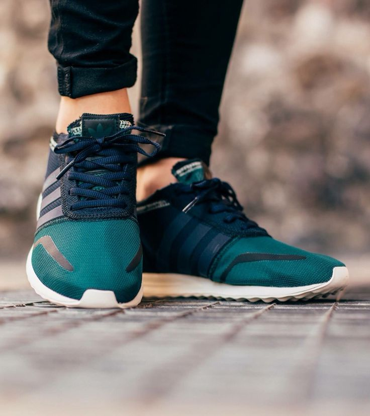 adidas Originals Los Angeles: Dark Green | Sneakers: adidas Los ...