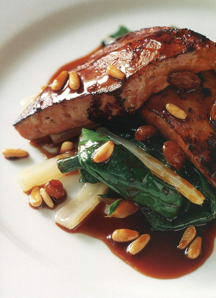 Image for: Calves' liver with balsamic vinegar