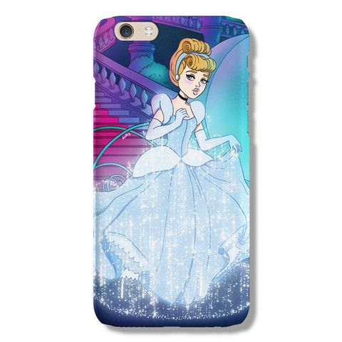 Cinderella iPhone 6 case from The Dairy www.thedairy.com #TheDairy #PhoneCase #iPhone6 #iPhone6case