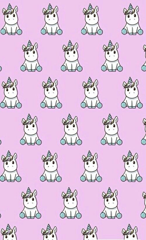 Imagen de unicorn and wallpaper