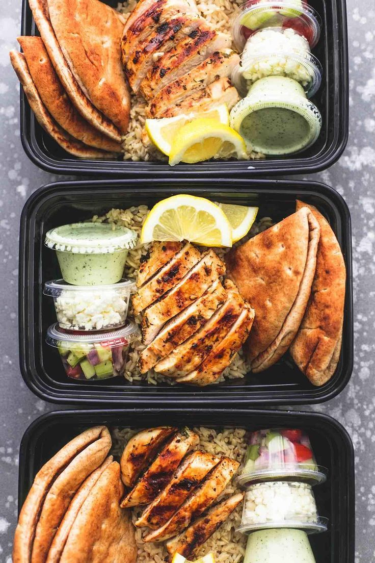 28 Healthy Meal Prep Recipes For An Easy Week Healthy Meal Prep