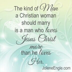 Christian dating should i marry him