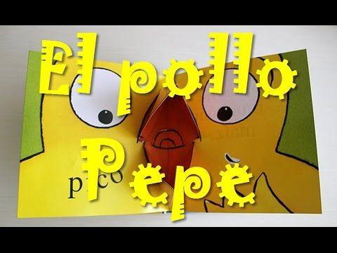 El Pollo PEPE - Cuento - YouTube                                                                                                                                                     Más