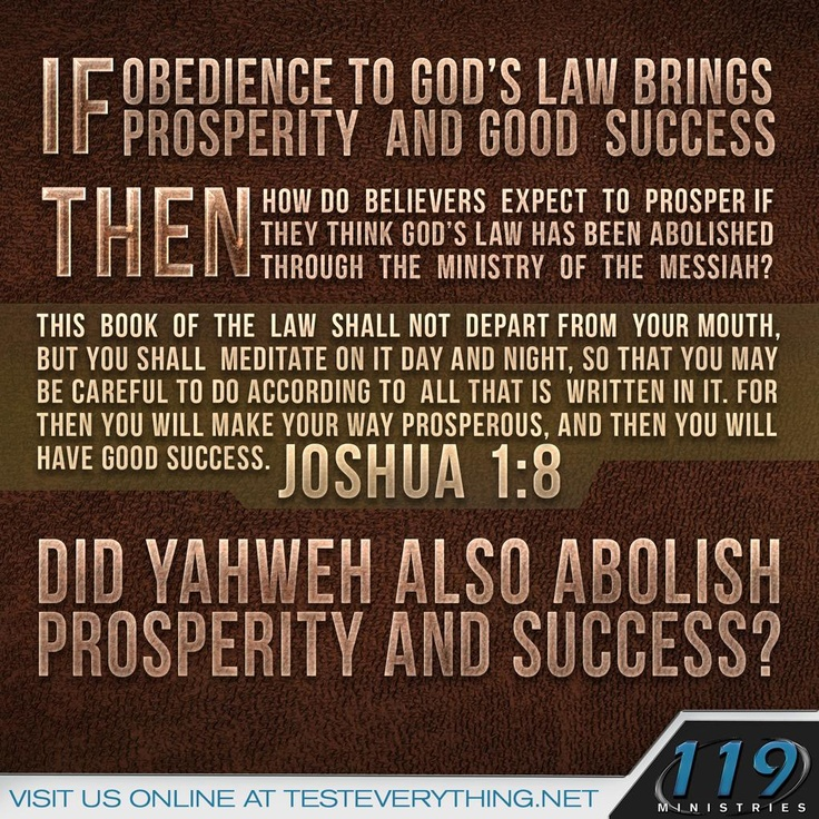 Did YHVH tell the prophets that His Torah would be done away with in the future?