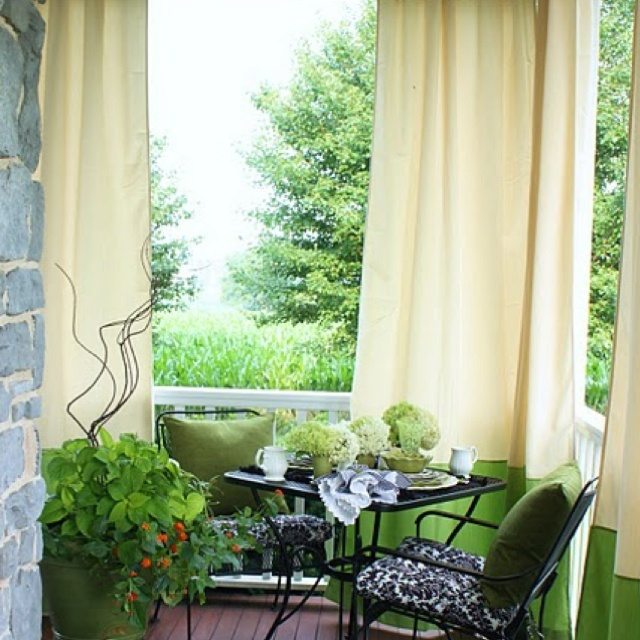 Canvas+Outdoor+Curtains Canvas curtains for patio | Great Outdoors ...