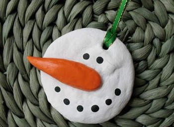 homemade Christmas ornaments craft-ideas