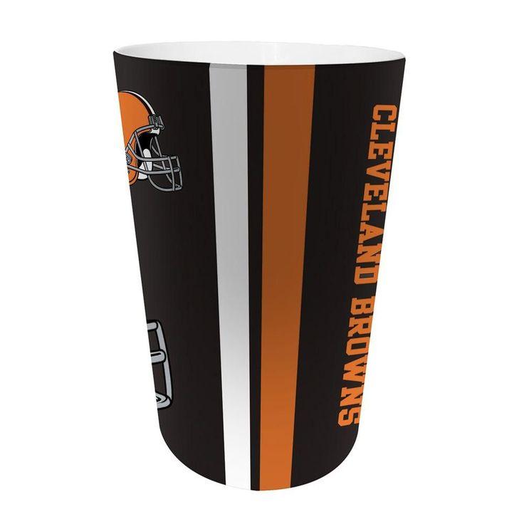 Cleveland Browns NFL Polymer Bathroom Tumbler