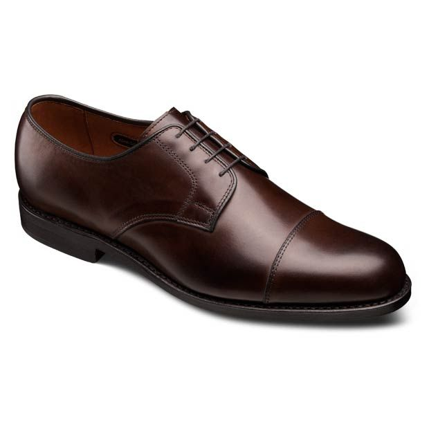 Lexington Cap Toe Dress Shoes Allen Edmonds