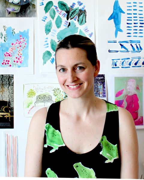 Designer Virginia Johnson created her brand with her point of view