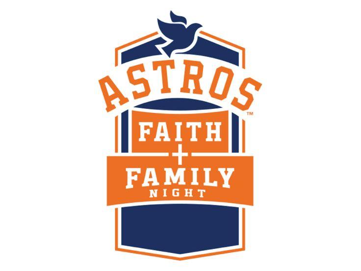 Houston Astros faith and family night