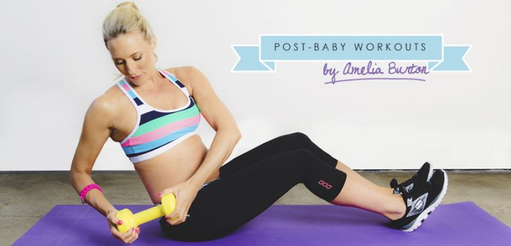 Post Baby Body Workout - How To Get Your Body (and head!) Back In The Game! | Move Nourish Believe