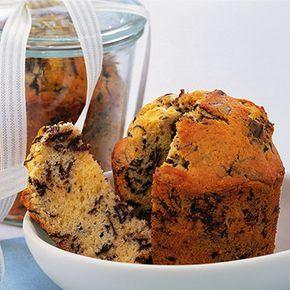 Stracciatella-Kuchen aus dem Glas