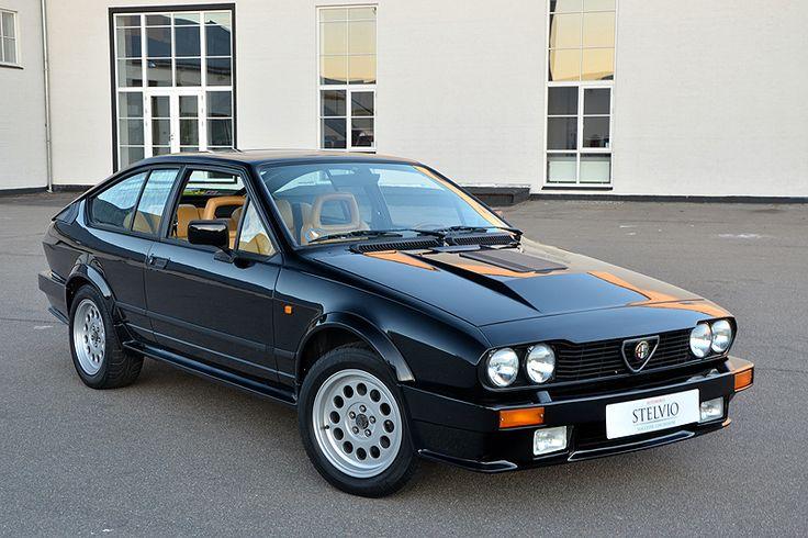Alfa Romeo GTV 2.0L Année de production: 1976 - 1978 Production: 31.267 Unités
