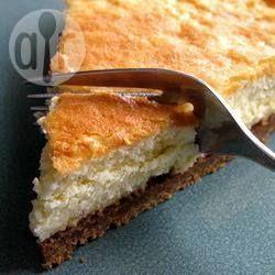 Recipe photo: Mascarpone cheesecake