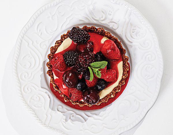 Lauren Toyota's Vegan Cheesecake