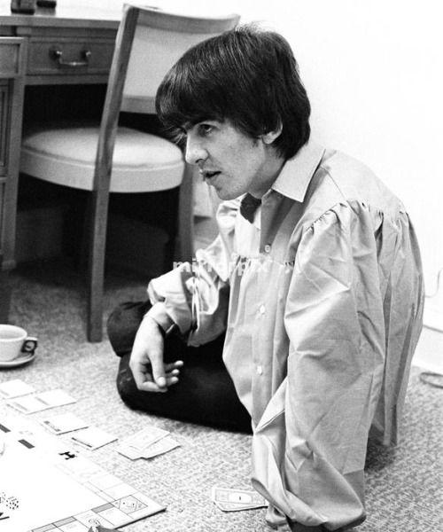George Harrison Marwa Blues