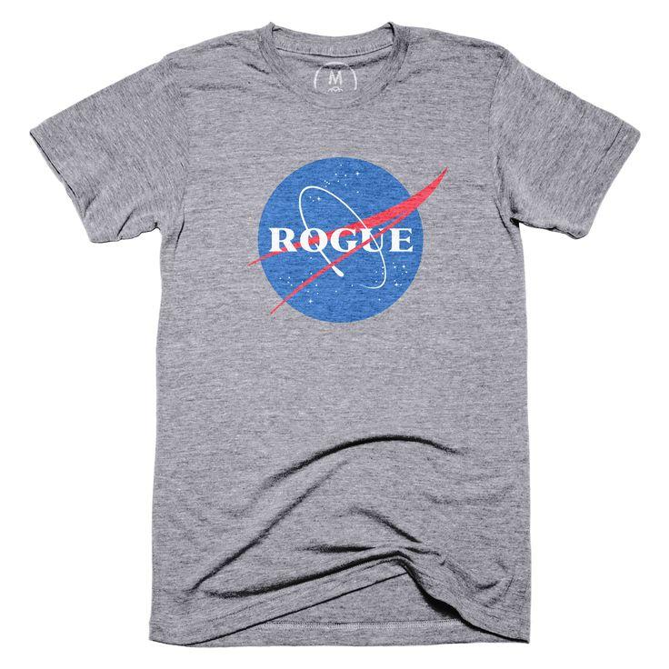 Rogue NASA Premium Heather (Menu0027s)