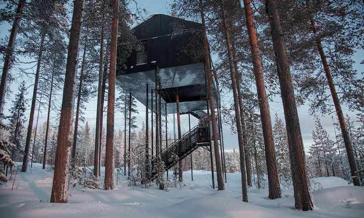 Travel Bucket List: The Treehotel