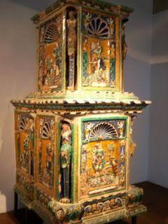The Kachelofen - History of the Tiled Stove. The Renaissance stove.