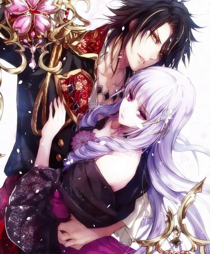 Leon & Violette [Hallwill & Morgana]
