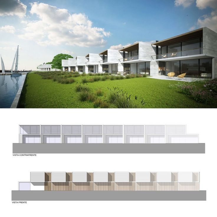 17 best ideas about viviendas modernas on pinterest for Casas modernas recorrido virtual