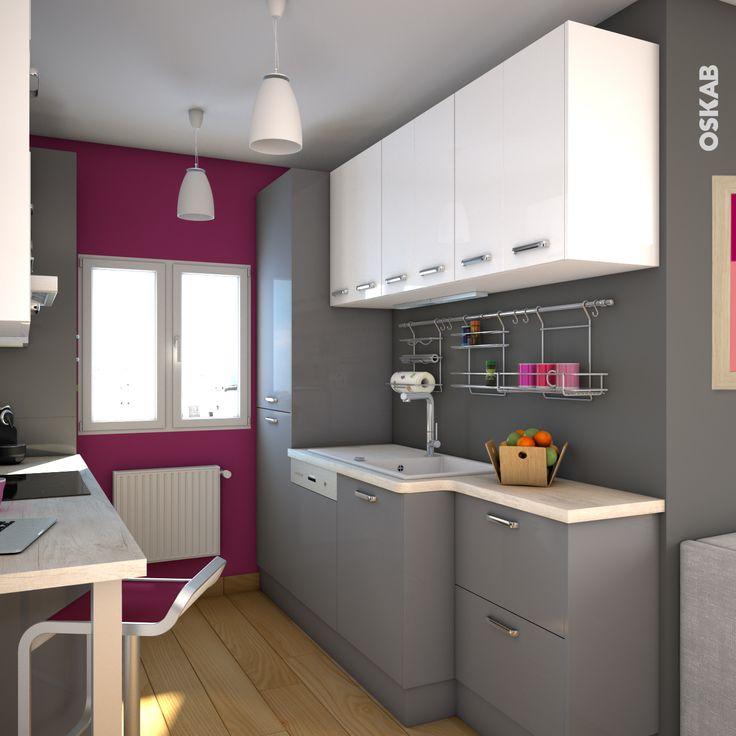 75 best petite cuisine quip e oskab images on pinterest deco cuisine concrete and cuisine design. Black Bedroom Furniture Sets. Home Design Ideas