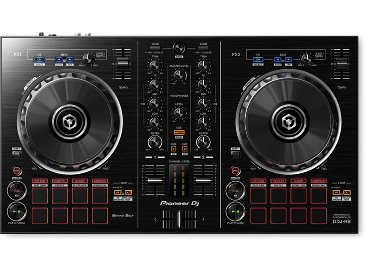 Pioneer DJ presenta il nuovo DDJ RB Ora disponibile su www.beatself.it #beatself #ddjrb #pioneer #pioneerdj