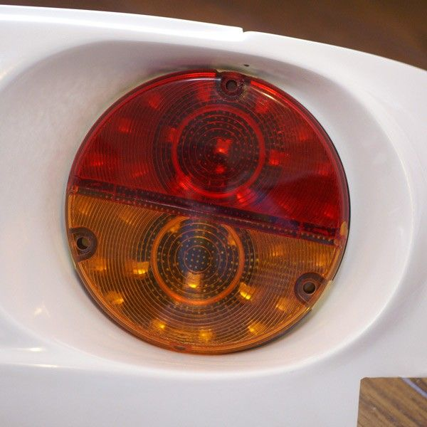 GV X REV9 LED Nostalgic Tail Lights