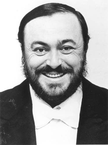 Luciano Pavarotti was an Italian operatic tenor, who also crossed over into popular music, eventually becoming one of the most commercially successful tenors of all time.