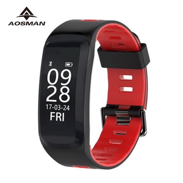 Rechargeable lithium polymer battery charges via USB, provides eight hours of run time with the GPS and sensor both turned on, up to 50 days of standby power. Buy now! https://crazysportwatch.com/collections/luxury-sport-watches/products/aosman-gps-sportwatch #gps #smartwatch #sportwatch