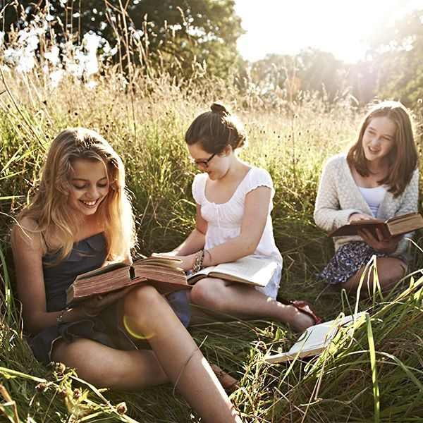Start a book club with my friends this summer