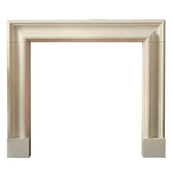 Contemporary Bolection Frame In Limestone ($5,306) ❤ liked on Polyvore featuring home, home decor, frames, beige, fireplaces, antique white picture frames, ivory picture frames, contemporary home decor, cream picture frames and contemporary home accessories