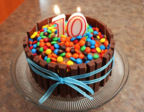 33 best anniversaire 10 ans girly images on pinterest i will peek a boos and birthdays - Gateau anniversaire 33 ans ...