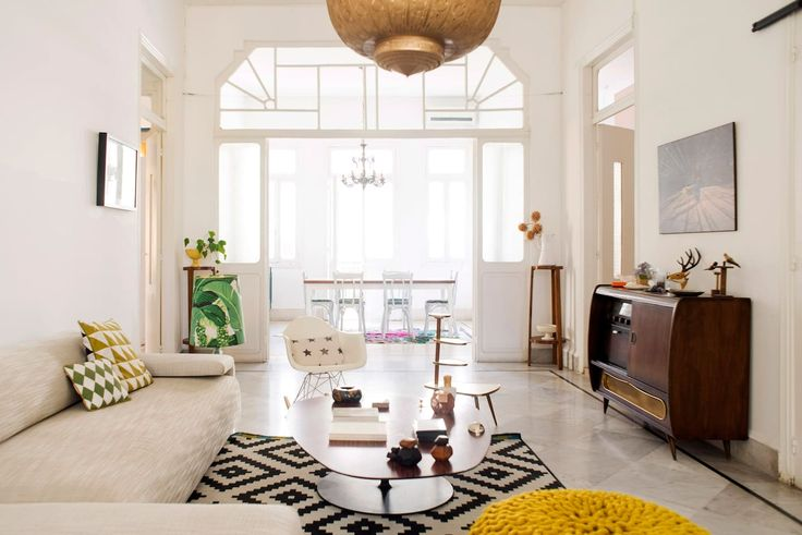 1940s designer flat in Beirut - Apartments for Rent in ...