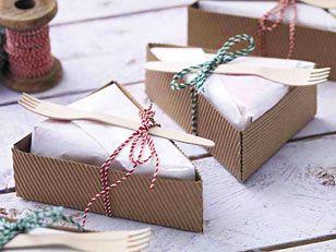 Etiketten-Vorlagen: Leckeres, mit Liebe verpackt - torten-schachteln