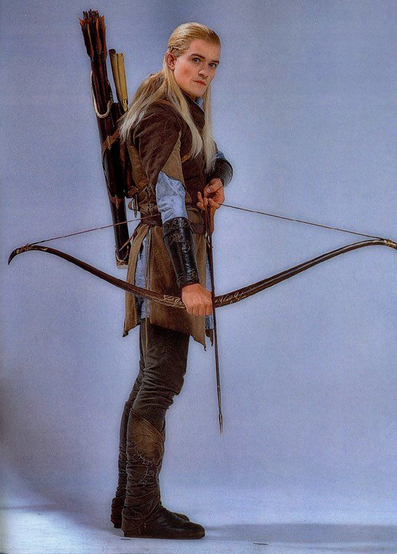 Tolkiens Lord Of The Rings Legolas Photo Gallery